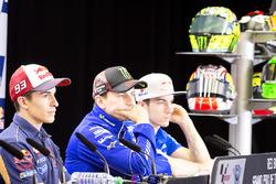 Marc Marquez, Repsol Honda Team, Jorge Lorenzo, Yamaha Factory Racing, Maverick Viñales, Team Suzuki