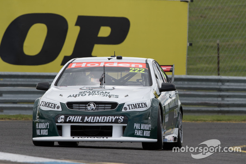 Nick Percat und Cameron Mcconville, Lucas Dumbrell Motorsport, Holden
