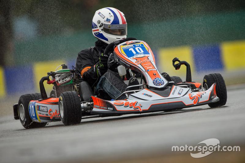#10 SWS Swiss Pro: Matthieu Madder, Helmy Hamrouni, Yoann Vaugarni, Guillaume Faye