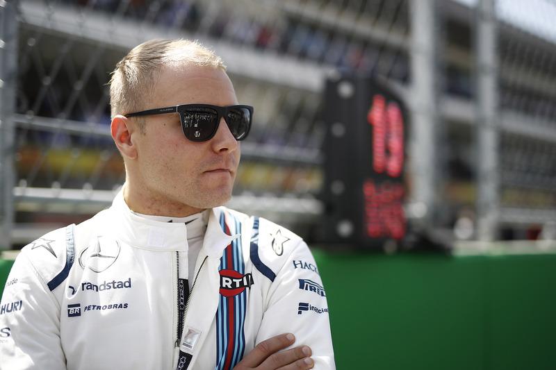 2016 - Valtteri Bottas, Williams