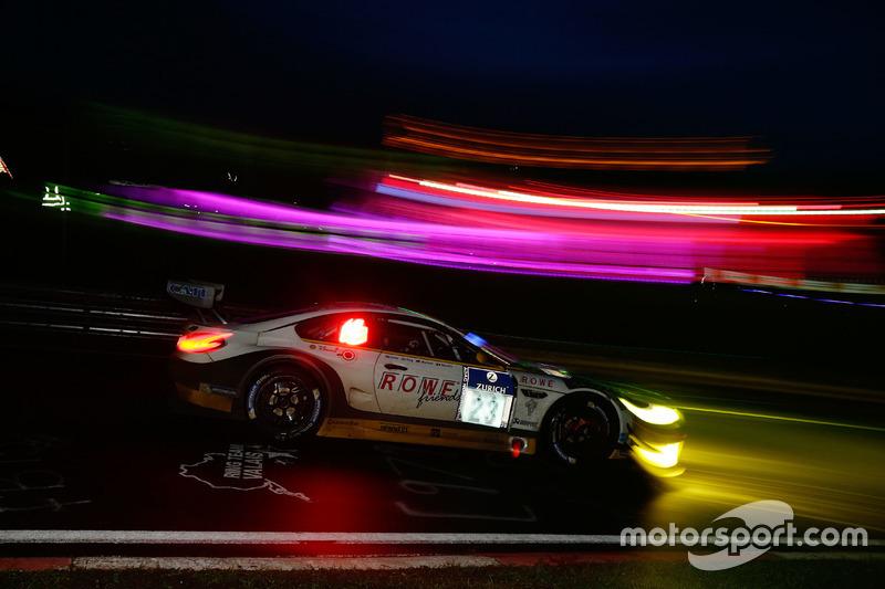 Farbenspiel am Nürburgring
