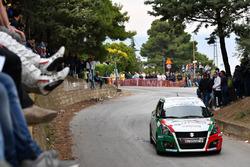 Sergio Denaro, Sergio Scuderi (Suzuki Swift R R1B #108)
