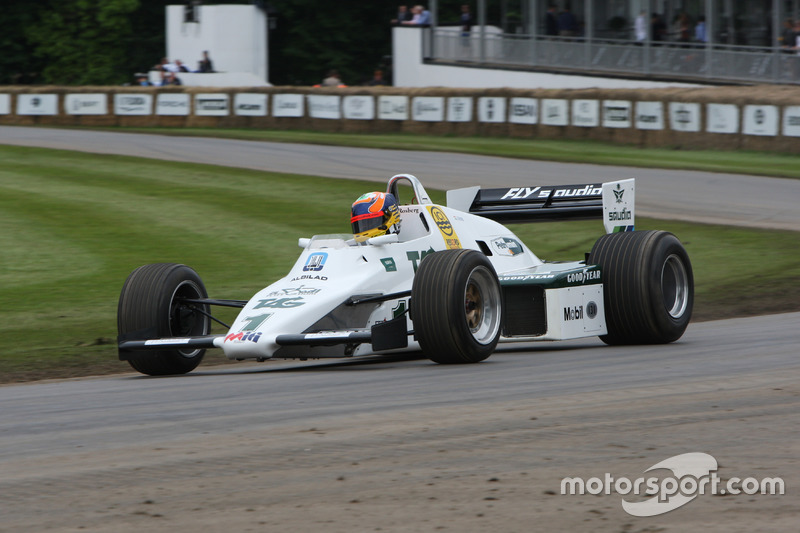 Karun Chandhok, Williams Renault FW08C