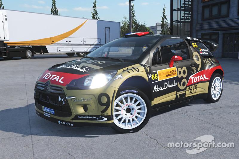 Sébastien Loeb Rally Evo (PC, PS4, Xbox One)