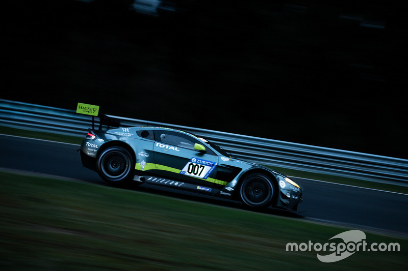 #7 Aston Martin Racing - Nicki Thiim (Aston Martin Vantage GT3)