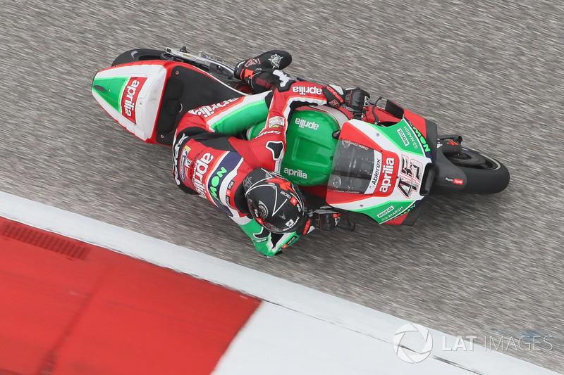 19. Скотт Реддінг, Aprilia Racing Team Gresini - 4 очки