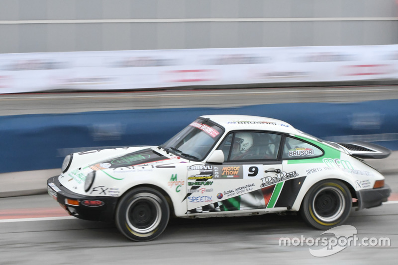 Simone Brusori, Porsche 911 SC