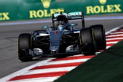 Nico Rosberg, Mercedes-Benz F1 W07 Hybrid
