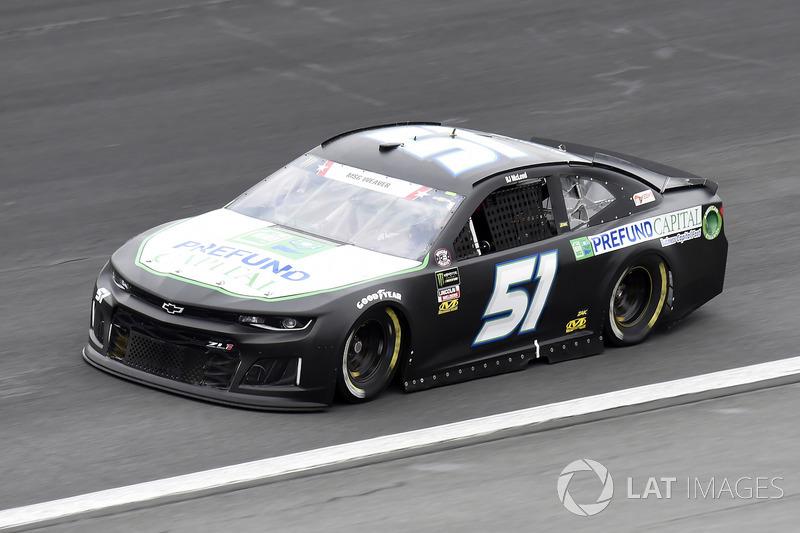 38. B.J. McLeod, Rick Ware Racing, Chevrolet Camaro Prefund Capital