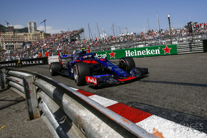 7. Pierre Gasly, Scuderia Toro Rosso STR13