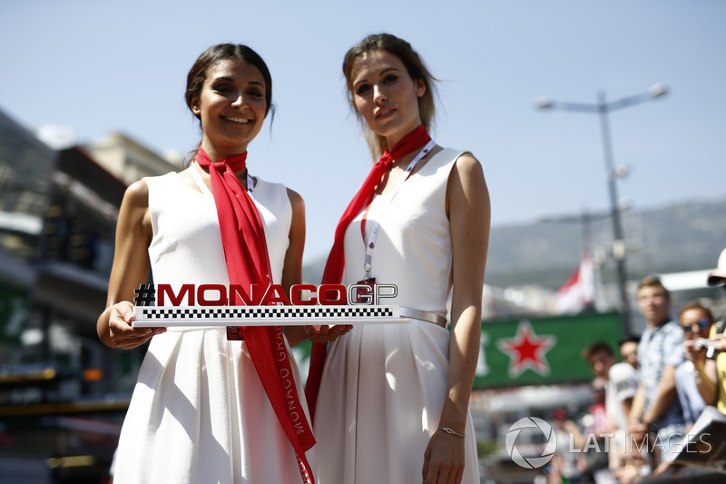 Rajongói nap a Forma-1-ben pénteken Monte Carlóban