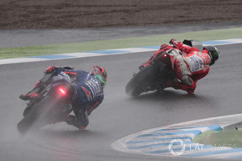 Jorge Lorenzo, Ducati Team, Maverick Viñales, Yamaha Factory Racing