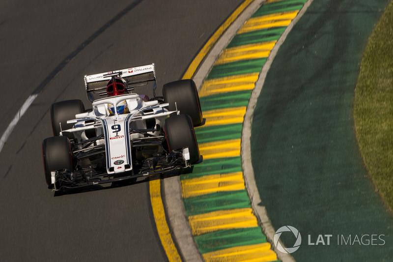 19. Marcus Ericsson, Sauber C37
