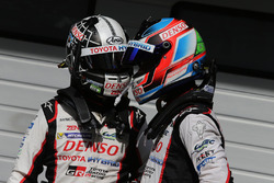 Kamui Kobayashi, Jose Maria Lopez, Toyota Gazoo Racing