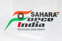 Logo de Sahara Force India Formula One Team