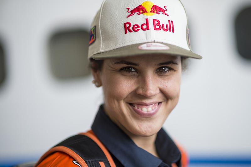 Лайя Санс, KTM Factory Team