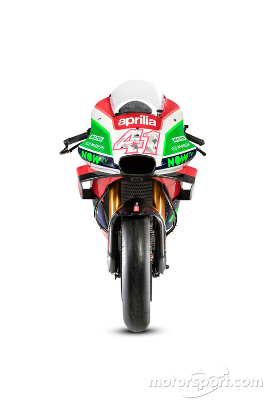 Aprilia RS-GP 2018, Aprilia Racing Team Gresini