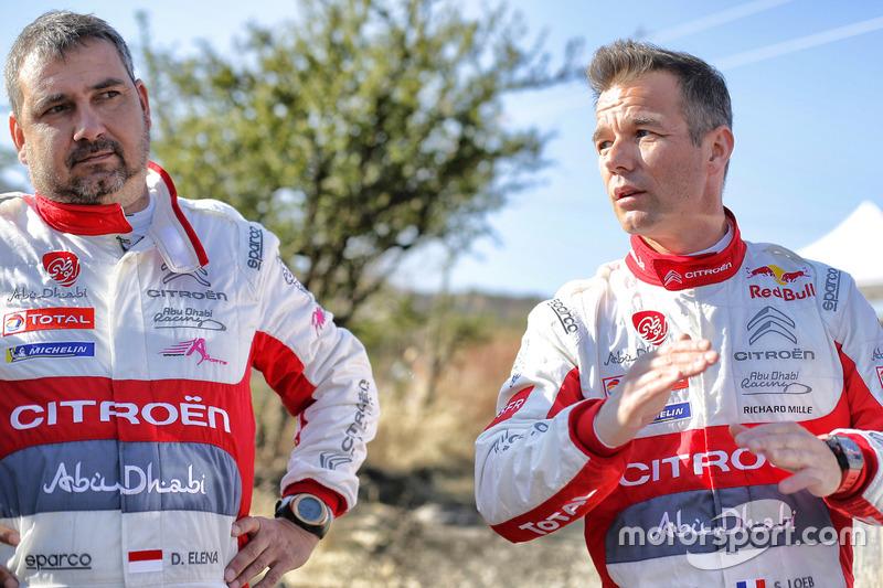 Sébastien Loeb, Daniel Elena, Citroën World Rally Team
