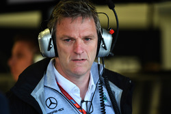 James Allison, directeur technique de Mercedes AMG F1