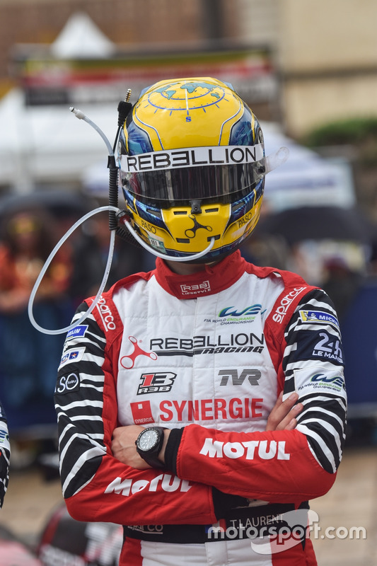 Thomas Laurent, Rebellion Racing