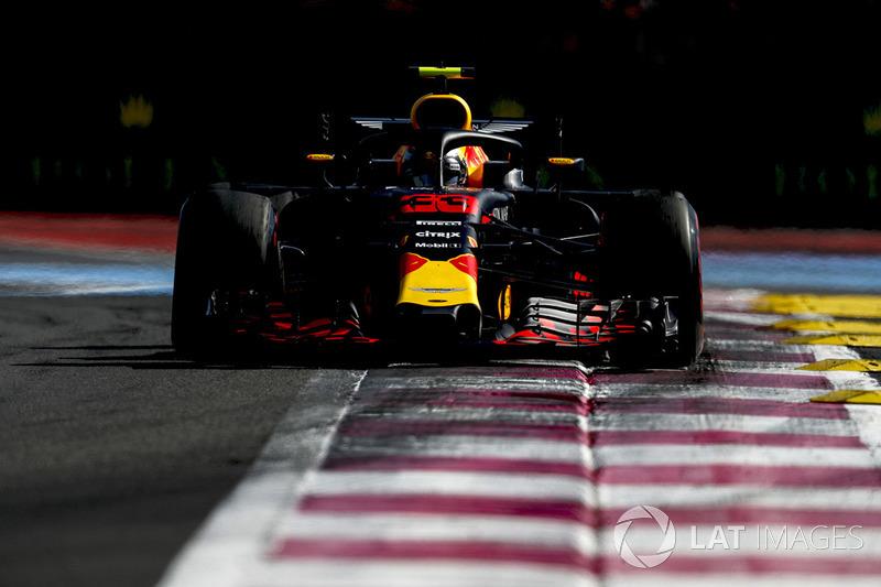 4: Max Verstappen, Red Bull Racing RB14, 1'30.705