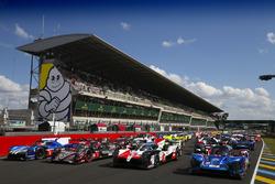 La photo officielle des 24 Heures du Mans
