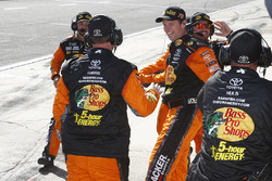 Siegerjubel: Furniture Row Racing