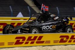 Петтер Сольберг за кермом ROC Car