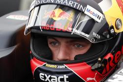 Max Verstappen, Red Bull Racing se prépare à piloter