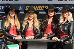 Texas Motor Speedway kızları