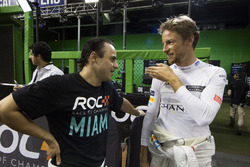 Jenson Button, Felipe Massa