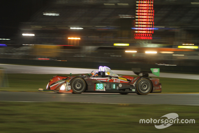 #38 Performance Tech Motorsports ORECA FLM09: James French, Kyle Mason, Patricio O'Ward, Nicholas Bo