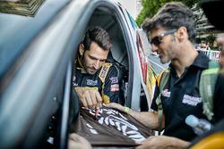 Facundo Ardusso, Renault Duster Dakar Team, y Emiliano Spataro, Renault Duster Dakar Team