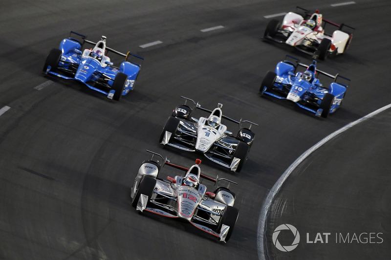 Will Power, Team Penske Team Penske Chevrolet, Simon Pagenaud, Team Penske Chevrolet