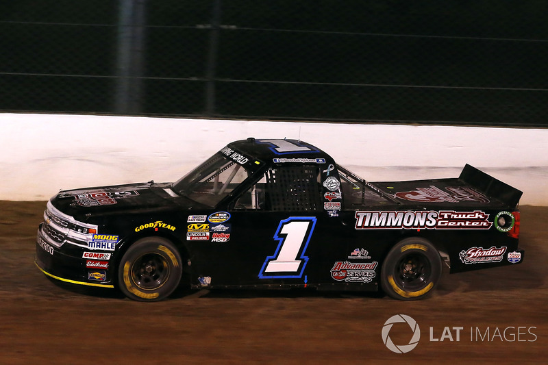 Brandon Hightower, Chevrolet Silverado