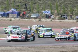Christian Ledesma, Las Toscas Racing Chevrolet, Luis Jose Di Palma, Stopcar Maquin Parts Racing Tori