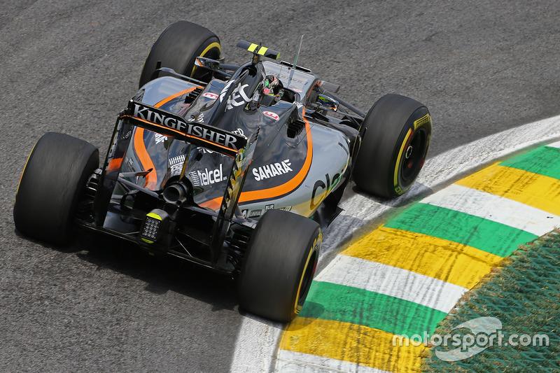 9: Sergio Perez, Sahara Force India F1