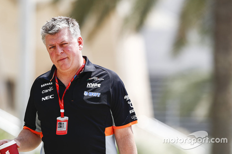 Otmar Szafnauer, Chief Operating Officer, Force India