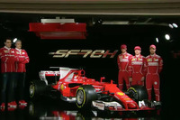 The Ferrari SF70H