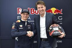 Max Verstappen, Red Bull Racing, mit Erik van der Meijden, Exact