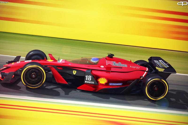 2025 Ferrari