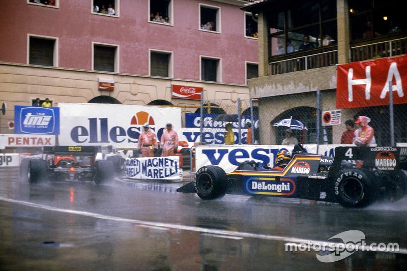 Ayrton Senna, Toleman TG184 Hart