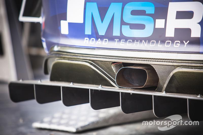 Detalle de M-Sport Ford Fiesta WRC
