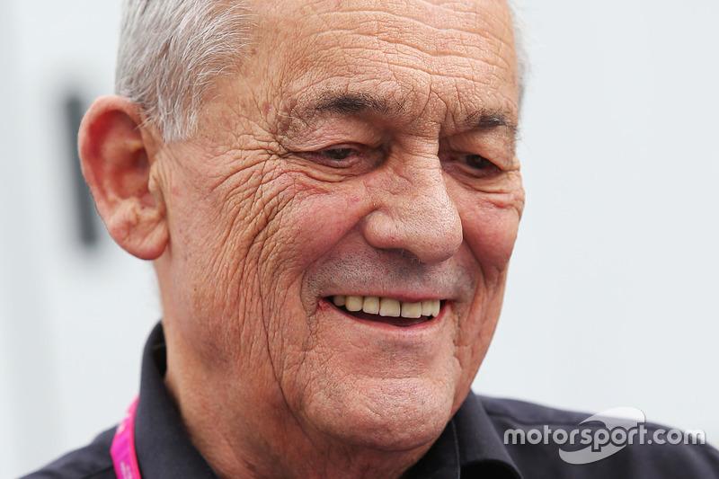 Paul Rosche, ex direttore tecnico BMW Motorsport