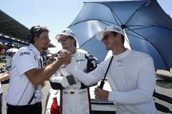 #19 BMW Team Schubert Motorsport, BMW M6 GT3: Jens Klingmann, John Edwards