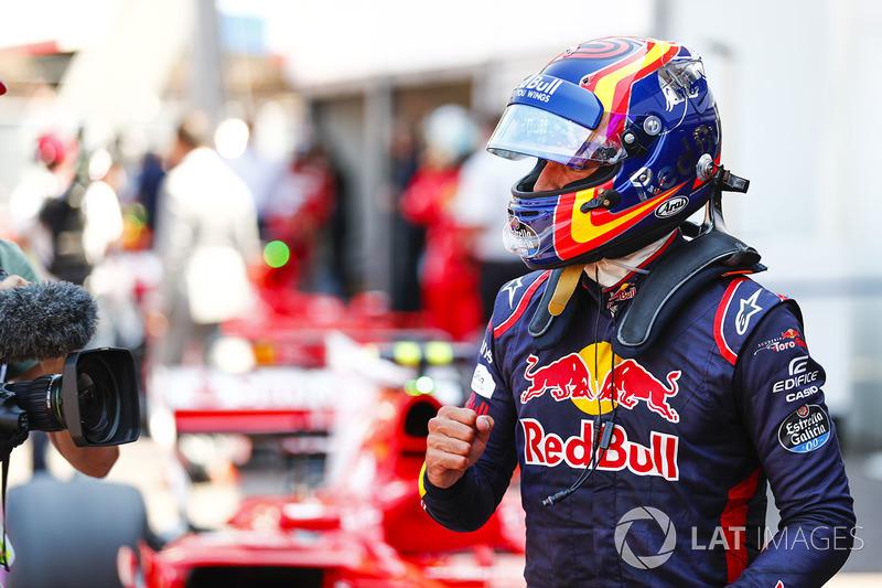 6e : Carlos Sainz (Toro Rosso)