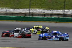 Ben Kennedy, GMS Racing Chevrolet, Matt Tifft, Joe Gibbs Racing Toyota ,Elliott Sadler, JR Motorsports Chevrolet