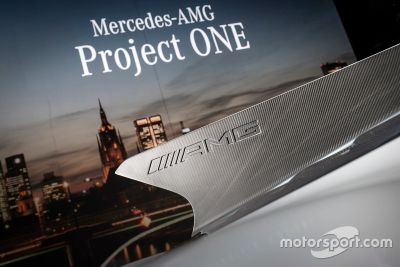 Mercedes-AMG Project One unveil