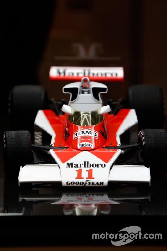 Amalgam-Modell: McLaren M23