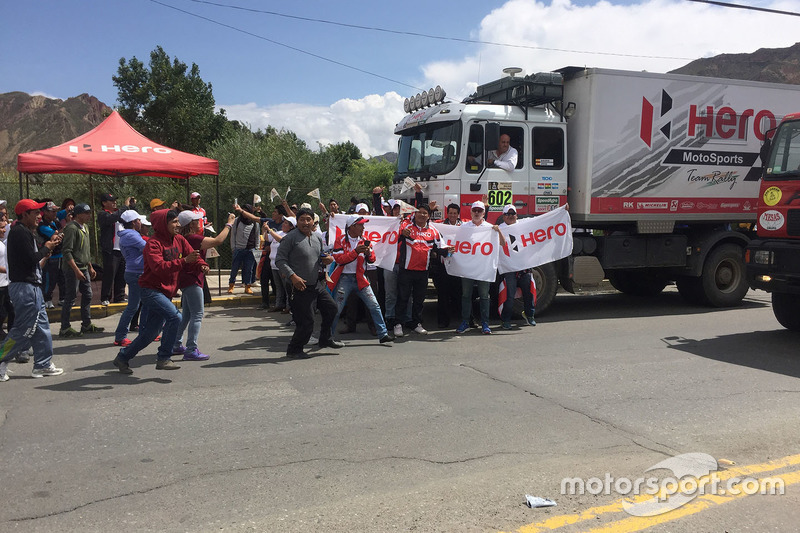 Fans de Hero MotoSports Team Rally